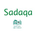 J'offre une Sadaqa